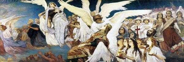 Радость праведных о Господе   Виктор Васнецов