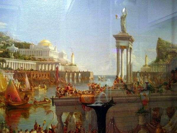 Расцвет империи   Томас Коул