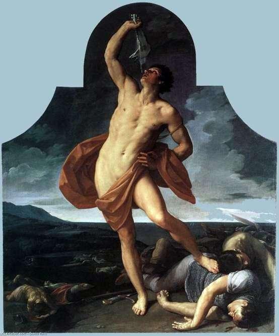 Самсон Победитель   Гвидо Рени