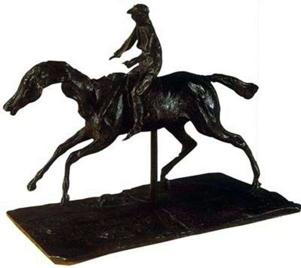 Скульптура   Эдгар Дега