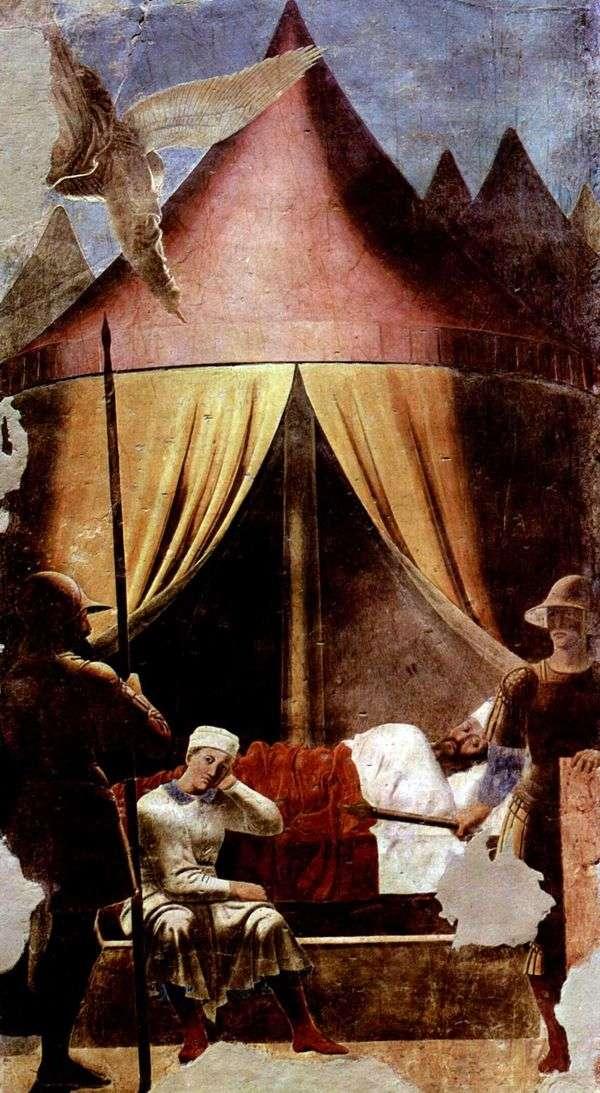 Смерть Адама   Пьеро делла Франческа