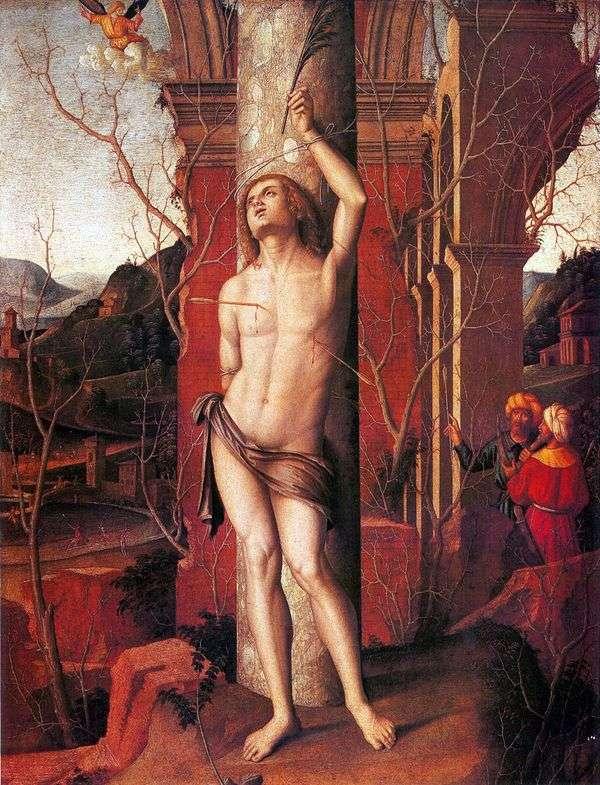 Святой Себастьян   Марко Пальмеццано