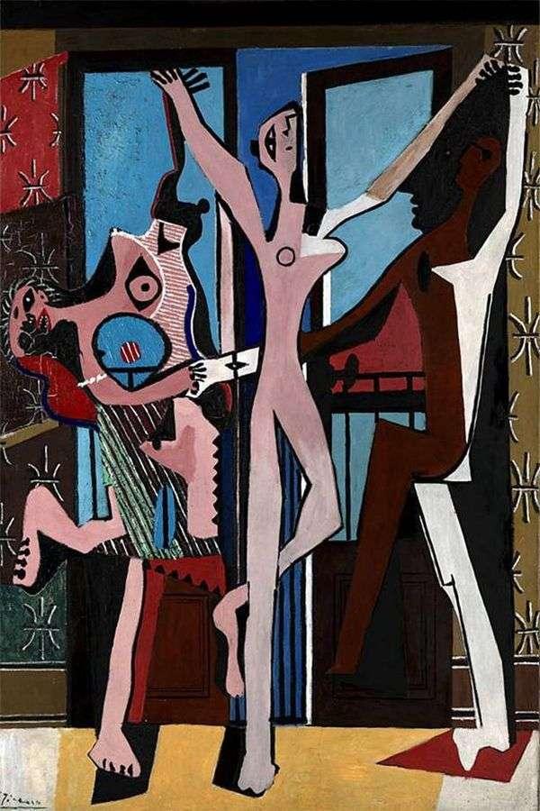 Танец   Пабло Пикассо