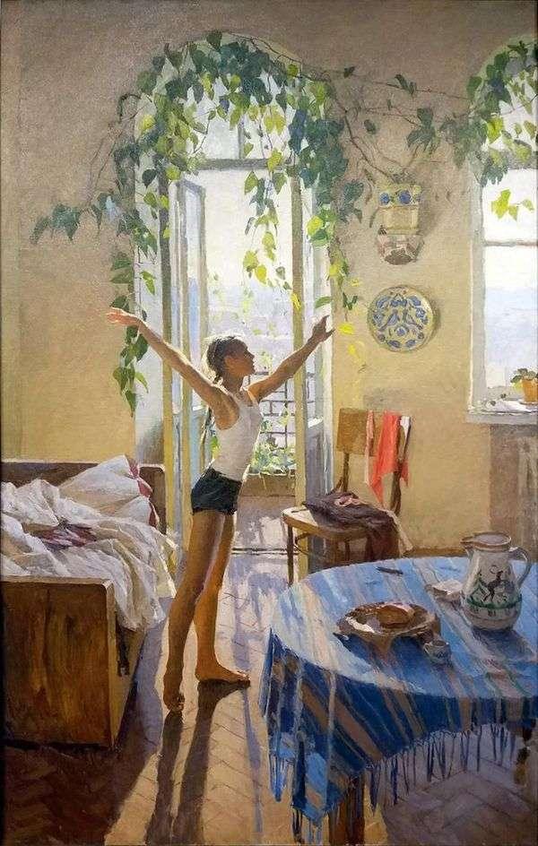 Утро   Татьяна Яблонская