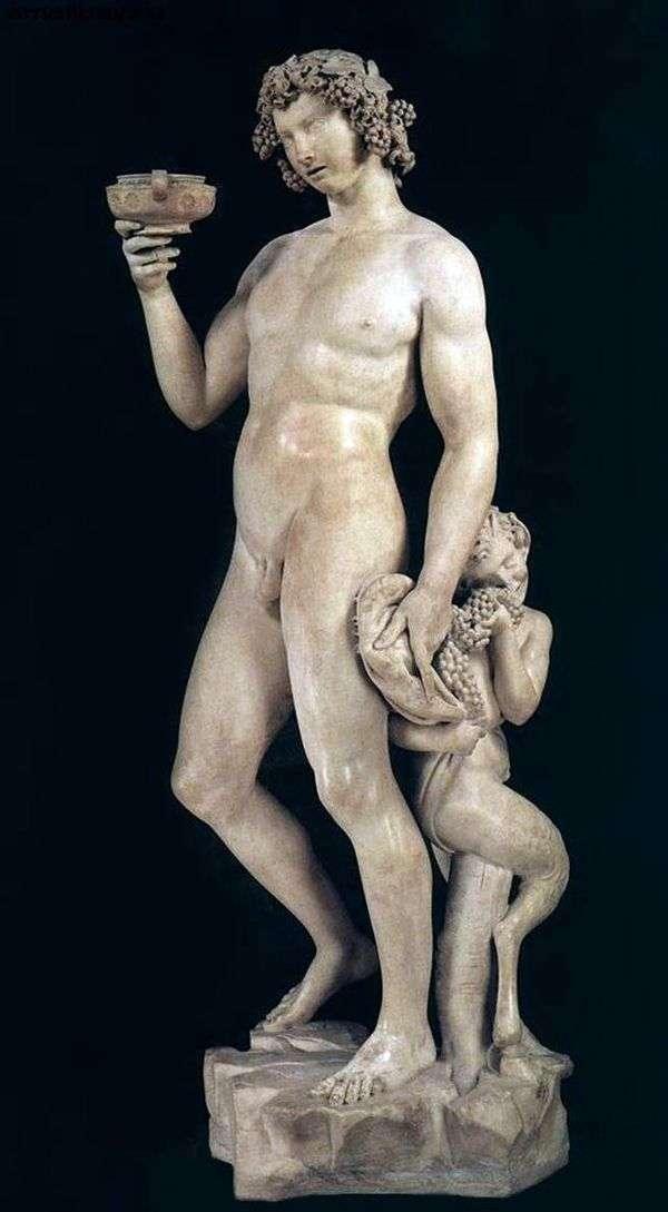 Вакх (скульптура)   Микеланджело Буонарроти
