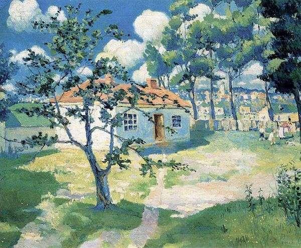 Весна   Казимир Малевич