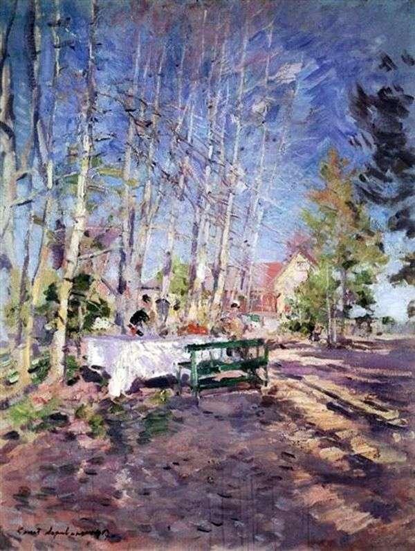 Весна   Константин Коровин