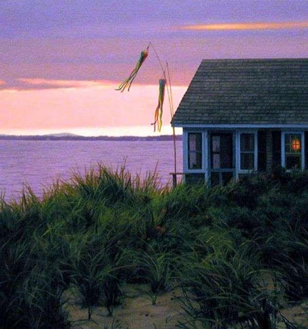 Ветер на закате   Скотт Прайор